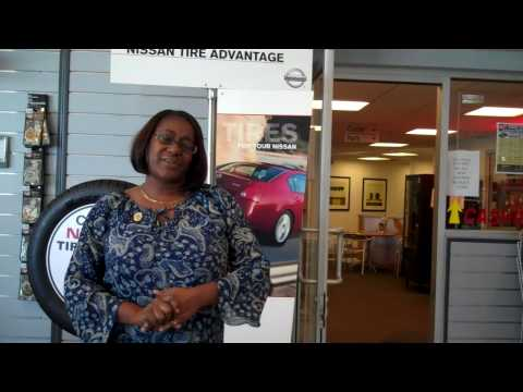 Chandra Johnson - Happy Carson Nissan Service Customer Video