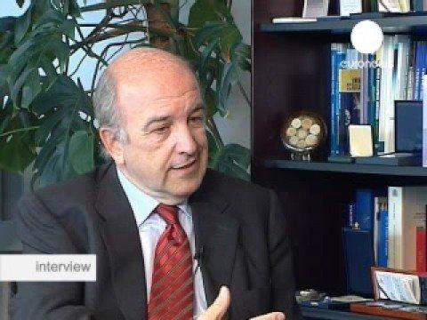 euronews - interview - Joaquín Almunia