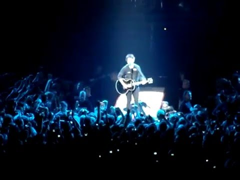 Green Day - Good Riddance (Time Of Your Life) (live @ Ericsson Globe, Stockholm, SWEDEN 11.10.2009)