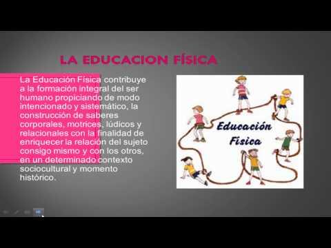 Educacion Fisica Para Ninos la Educacion Fisica Para