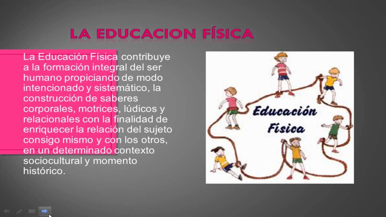 Educacion Fisica Para Ninos la Educacion Fisica Para ni os
