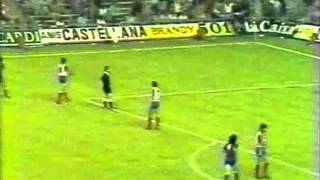 Final Copa del Rey 1981 - F.C. Barcelona - Sporting Gijón (Spanish Cup)