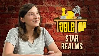 TableTop: Wil Wheaton Plays STAR REALMS with Melissa DeTora