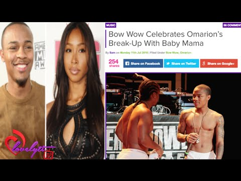 Apryl Jones RESPONDS To Bow Wow For Celebrating Her & Omarion's Breakup