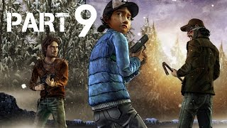 The Walking Dead Game Season 2 Episode 4 - Walkthrough Part 9