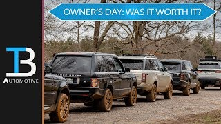 Is Land Rover Owner's Day Worth It? - Land Rover Experience Review