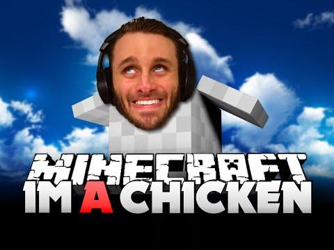 Minecraft: I'M A CHICKEN