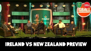 Brian O'Driscoll, Keith Wood, Michael Lynagh, Bobby Skinstad and Mal O'Kelly | World Cup QF Preview