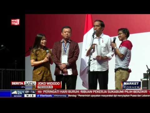 Buruh Mengeluh KTKLN, Jokowi: Segera Laporkan!