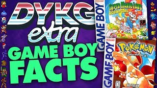 Game Boy Games Facts - Did You Know Gaming? Feat. Dazz