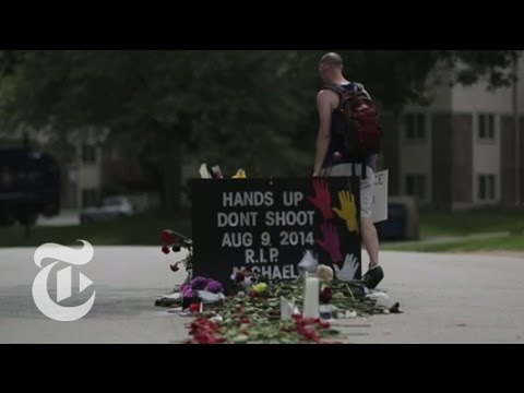 Michael Brown's Body | Ferguson Missouri 2014 | The New York Times
