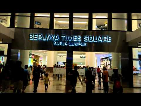 Lobi Berjaya Times Square, Kuala Lumpur, Malaysia
