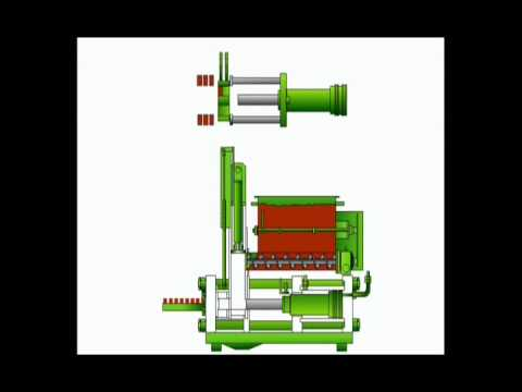 RUF Briquette Press: How It Works - Akhurst Biomass Machinery