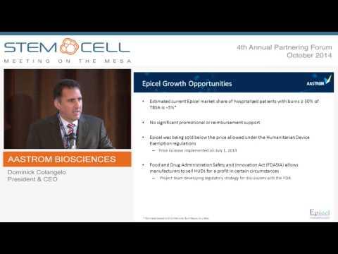 Aastrom Biosciences - Company Presentation