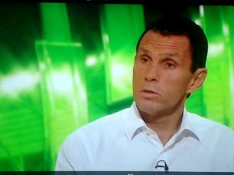 Gus poyet sacked while working for match of the day
