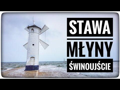 Stawa Młyny Świnoujście - Ciekawe Miejsca W Polsce - 4K UHD