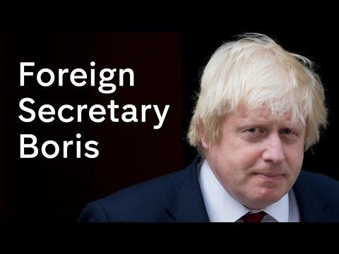 Boris Johnson: world reacts to Britain's new Foreign Secretary