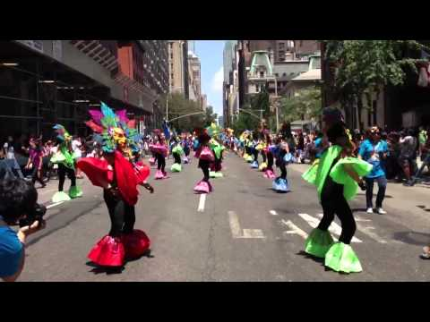 Bacolod Masskara Festival 2013 New york part1