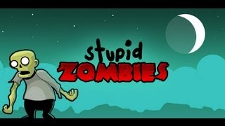 #32 Top 10 GAMES - Best of The Week - Stupid Zombies Ginger