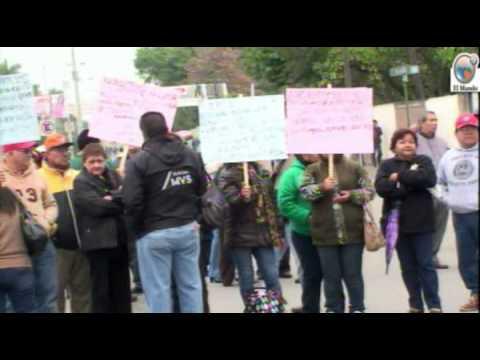 Jubilado petrolero presento problemas de salud en huelga de hambre PR
