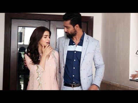 RAAZI | Alia Bhatt & Vicky Kaushal Spotted During Promotion thumbnail