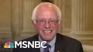 Bernie Sanders Interview: Americans 'Don't Want More Establishment Politics