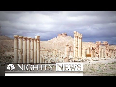 ISIS Takes Control Of Ancient Syrian City Of Palmyra | NBC Nightly News
