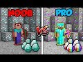 Minecraft NOOB vs. PRO: RAINBOW DIAMONDS! | AVM Shorts Animation