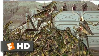 Starship Troopers (1997) - Bugs! Bugs! We've Got Bugs! Scene (5/8) | Movieclips
