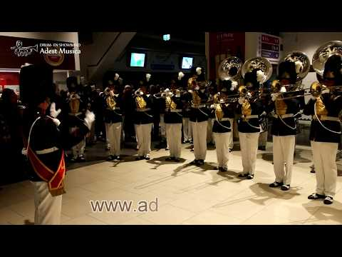 Adest Musica / Birmingham - A Tribute to the Royal Marines - 2017