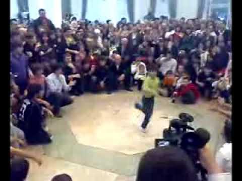 Лезгинка против Брейк танца