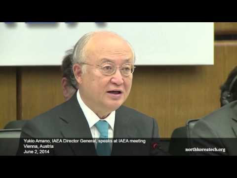 IAEA chief Amano