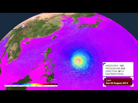Super Typhoon Halong