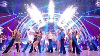 Strictly Pros & Finalists dance to 'Celebration' - Strictly Come Dancing: 2014 - BBC One