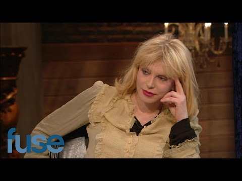 Hole's Courtney Love on Kurt Cobain, Personal Demons, Sobriety - On The Record
