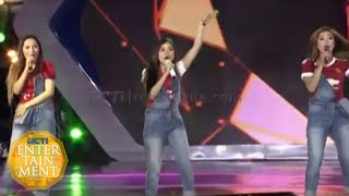 Trio Macan Iwak Peyek Go Champions Concert 15 September 2015