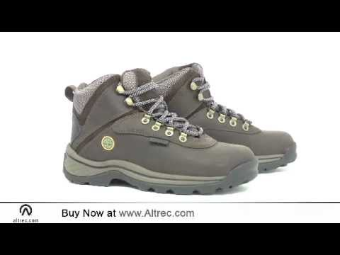Video: Women's White Ledge Waterproof Mid Hiking Boot