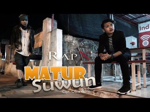 Download RapX - Matur Suwun    Mp4 baru