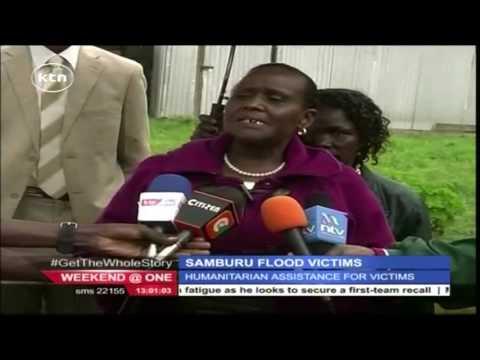 Heavy rains wreak havoc, destroy property in Samburu County