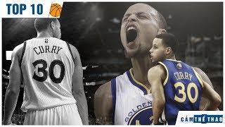 Top 10 điều thú vị về Stephen Curry