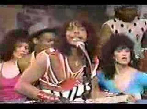 Rick James - [TV] 1984 - New York (Some flicker)