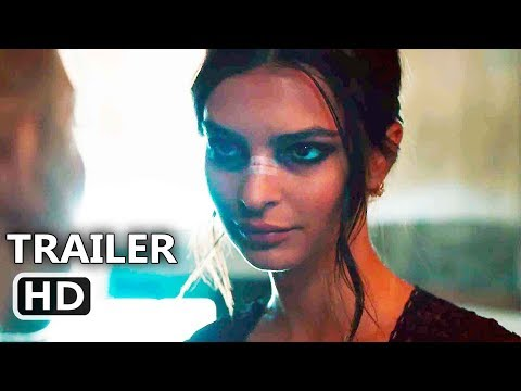 IN DARKNESS Official Trailer (2018) Emily Ratajkowski, Natalie Dormer Movie HD