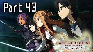 Sword Art Online: Integral Factor - FOR AINCRAD! [Part 43/Floor 9 Boss]