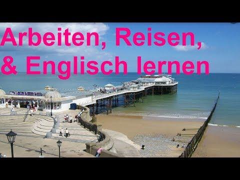 Arbeiten Reisen Geld verdienen&EINFACH Englisch lernen beim WORK and TRAVEL England M3-Sprachagentur