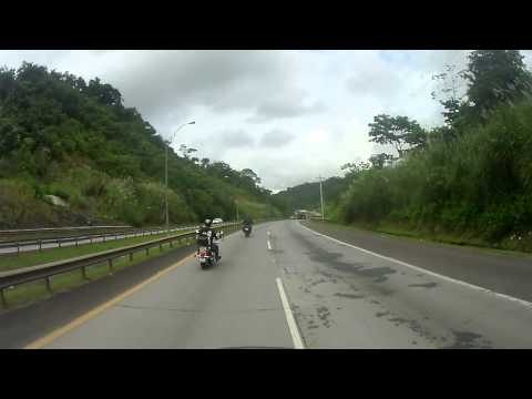 The Brotherhood on it`s way to Malibu, Coronado, Panama Central America