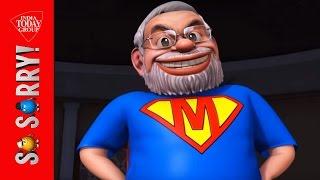 So Sorry: The Return of RahulMAN!!
