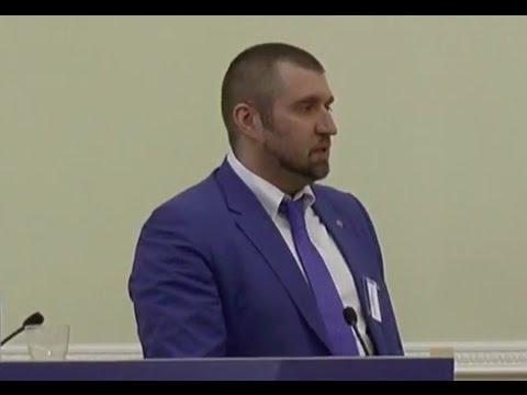 МЭФ 2017. Реалии экономики. Дмитрий Потапенко