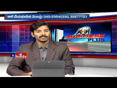 Stack Market Today Updates By Experts Sundeep and Vamshi | Business Plus - 18-11-15 | HMTV