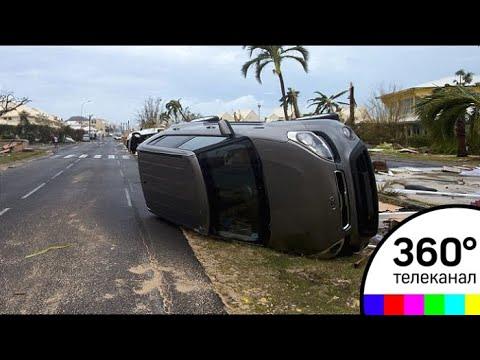Ирма угрожает США и Доминикане