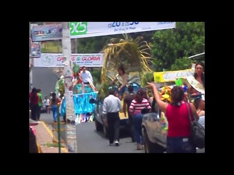 Carnaval UNN matagalpa
